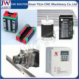 1212 routeres de anúncio do CNC para o metal de madeira do MDF do ABS acrílico do PVC
