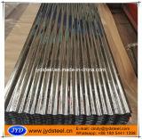 Calaminas Galvanizadas Corrugadas lamiera di acciaio di 0.14 millimetri