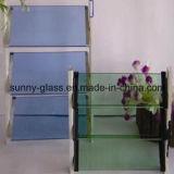 стекло Winodw жалюзиего голубого зеленого цвета 4mm 5mm 6mm