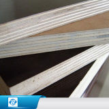 el uso de la construcción de la base de la madera dura de 10/11/12/14/15/17/18m m/reutilizó la madera contrachapada hecha frente película