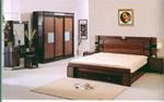 現代寝室セット(302)