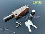 Zl-801 Hermosa baño seguro de la cerradura Muerto pestillo de la cerradura