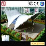 Tienda de alta resistencia del campo de tenis del baloncesto del marco de acero para la venta