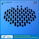 Машины для пайки кривой Pure-Air воздушный фильтр с 2400 м3/ч поток воздуха (ES-2400FS)