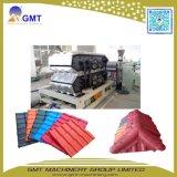 PVC+PMMA/ASA kleurde de Verglaasde van het het paneelBlad van het Dakwerk Plastic Extruder