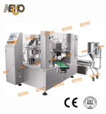 Servicio de lavandería de llenado de líquido de la máquina de sellado Señor8-200ry