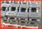 Fundição de aço ligada para o moinho de esfera de moedura acessório