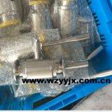 Robinet à tournant sphérique de bride d'acier inoxydable (type neuf)