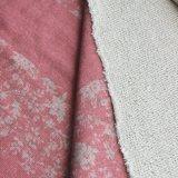 Baumwolle/Polyester gedrucktes Schleifen-Gewebe für Kleidung