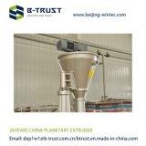 Extrudeuse planétaire de rouleau de Ht pour la ligne de PVC Clendering
