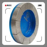 roda da roda de moedura do diamante de 120X10txh15mm/satélite do diamante