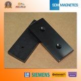 Magneet de van uitstekende kwaliteit van het Blok van het Neodymium N30sh