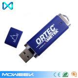 Kosteneffektiver klassischer Zoll USB-grelles Stock USB-Blitz-Laufwerk