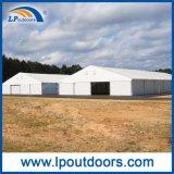 20X50m Outdoor Large Clear Span Tente de magasin de qualité supérieure avec porte-rouleaux