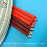 シリコーン樹脂SGSが塗られるガラス繊維のスリーブを付けること