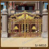Guangzhou metal patio Gates, Villas Puerta metálica Puertas, Granja metal Puertas