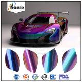 Het auto Pigment van de Verf, de Leverancier van het Pigment van het Effect van de Verschuiving van de Kleur