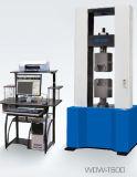 Máquina de prueba universal electrónica del control del microordenador de la serie de WDW-T