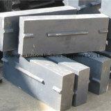 PFシリーズインパクト・クラッシャーの高いクロム鉄の鋳造の摩耗の部品、打撃棒