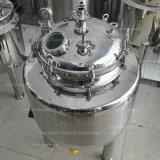 Réservoir de mélange liquide pharmaceutique d'acier inoxydable pour la solution d'injection
