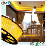 SMD5050 60LED/Mの装飾LEDロープライトDimmable