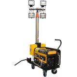 Pneumatischer Mast-Benzin-Beleuchtung-Aufsatz für Bergbau, Aufbau, Straße, Datenbahn