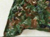 Umschaltbare Farben-gegründete wasserdichte Ineinander greifen Camo Militärfiletarbeit