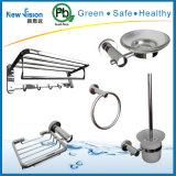 Accessoires de salle de bains d'acier inoxydable de qualité en articles sanitaires