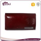 Бумажник кредитной карточки женщины Fani 2017 кожаный, бумажник монетки