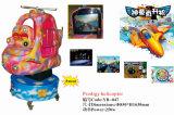 машина качания самолета игры фантазии взаимодействующего видеоего 3D для малышей