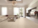 Telha de assoalho rústica moderna da mobília 600X600mm da sala de visitas
