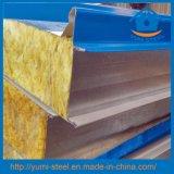 Стальные травы/рок шерсть на крыше/Стены сэндвич изолированный металлические панели