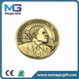 Antike 3D Münzhändler, antiker Münzen-Wert, Verkaufs-alte Münzen