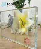 3mm-19mm超微粉および高い透過超明確な建物のフロートガラス(UC-TP)