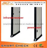 Singolo cancello del metal detector del rivelatore di obbligazione di rilevazione del metallo di zona