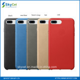 Cajas originales del cuero del teléfono móvil de la calidad para los accesorios del iPhone 7plus