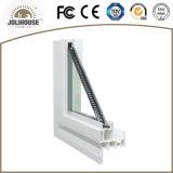 Usine UPVC bon marché Windowss fixe de la Chine