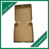 Green Offset Color Paper Pizza Box para atacado