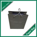 Bolso de compras gris del papel del color en Shangai
