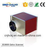 Incisione materiale di cuoio della marcatura dello scanner/metallo di Galvo del laser di Js3808 Digitahi