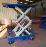 Carrello della Tabella di elevatore idraulico del motore a corrente alternata Piccolo da vendere