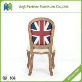 販売(アーリーン)のための椅子を食事する2016薄い色の現代ファブリック