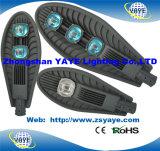 Ce de Yaye 18 & RoHS Meanwell & luz de rua do diodo emissor de luz do CREE 90W 120W 160W 200W 240W 300W, lâmpada da estrada do diodo emissor de luz