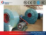 Southtech che passa la fornace del vetro piano con il sistema forzato di convezione (serie di TPG-A)
