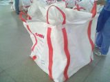 Dá laços inteiramente em sacos grandes para a cinza de soda da embalagem densa