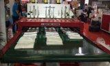 Vollautomatische drei Zeilen Plastik tragen den Beutel, der Maschine herstellt