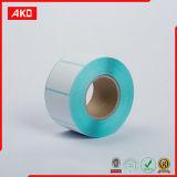 Pegatinas adhesivas rollos de etiquetas