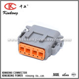 Conector automotor Dtm06-12s/ATM06-12s del alambre de Dtm de 12 conectores impermeables femeninos del Pin