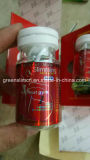 Píldoras herbarias máximas rojas naturales de la dieta de la pérdida de peso que adelgazan