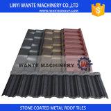 Tipi principali mattonelle di tetto con il formato standard 1340X420X0.4mm ed i colori personalizzati
